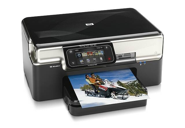HP Photosmart Premium with TouchSmart Web Right
