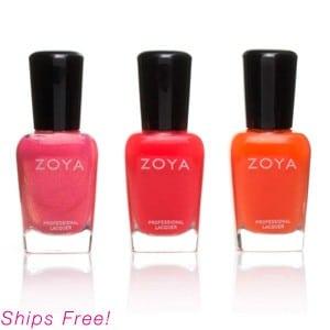 Zoya Blogger Collection