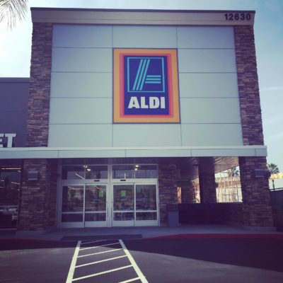 California Welcomes ALDI! (Updated with giveaway winner!)